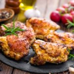 Best Paleo Chicken Thighs with Peppery Pesto Recipes