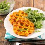 Crispy AIP Waffles (Paleo, nut-free)