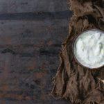 Dairy-Free Garlic Cream Sauce
